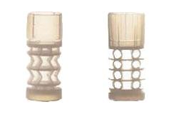 Las características del cartucho determinaran cual es pilar de unión más adecuado.