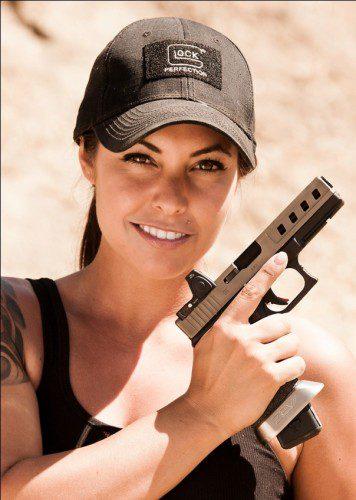 Tiardora IPSC Glock Michelle Viscusi