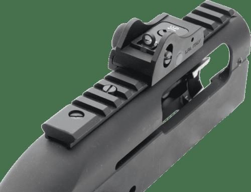 Alza ghost ring para instalar en carril Weaver escopeta táctica