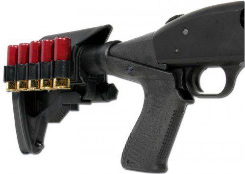 PowerPak de Blackhawk que combina portacartuchos y carrillera.