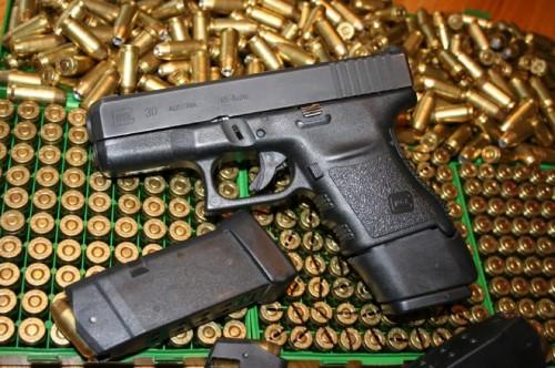 Glock 30 calibre .45