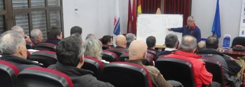 Curso Federación Madrileña