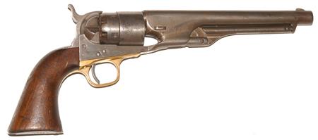 Revólver avancarga Colt Army 1860