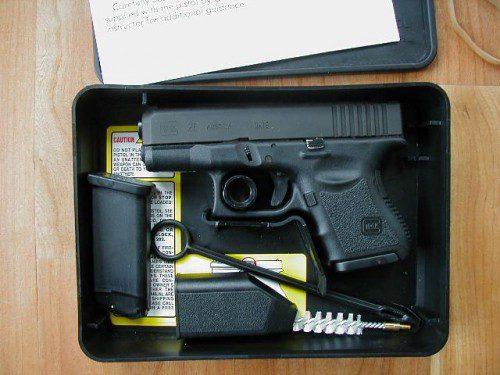 Pistola Subcompacta Glock 26