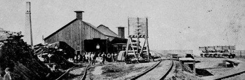 LEJANO OESTE 1850
