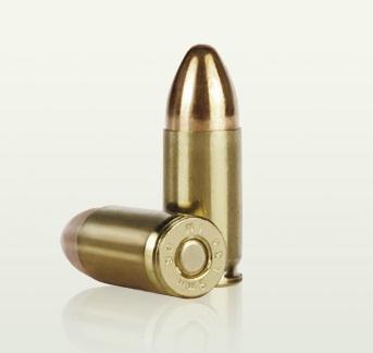 Cartucho 9 mm