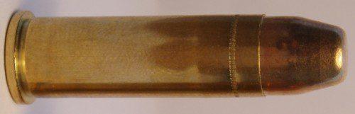 Cartucho .38 SPL.