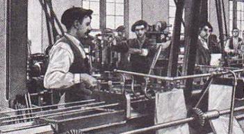 Victor Sarasqueta Cortaberria y Cia.Eibar 1902.