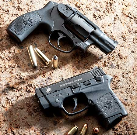 Pistola y Revolver Smith & Wesson BODYGUARD