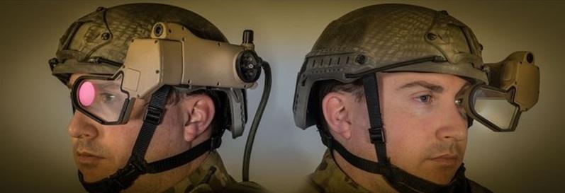 Gafas realidad aumentada ejército estadounidense