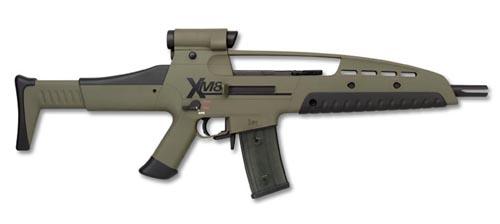 Prototipo de fusil XM8.