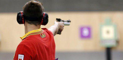 psicología tiro olímpico