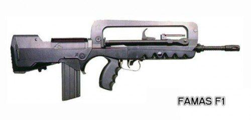 FAMAS F 1