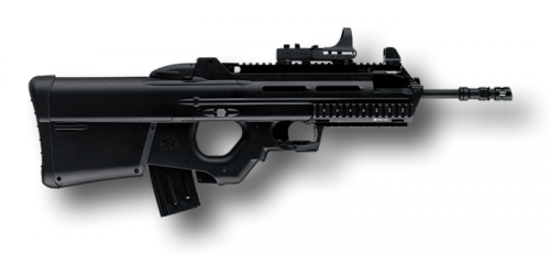 Fusiles de asalto Bullpup