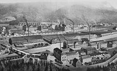 Factorías de Mauser-Werke en la década de los 30