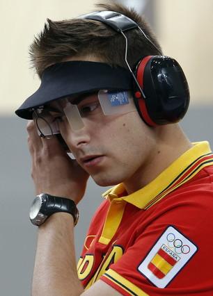 Pablo Carrera Campeonato del mundo de tiro Munich