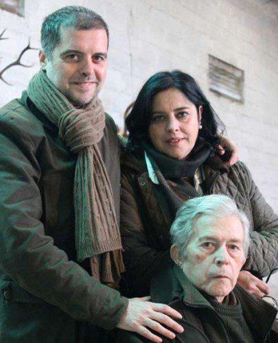 El gran montero Benito Lozano, 'Tío Beni', fue homenajeado en un acto lleno de emoción.