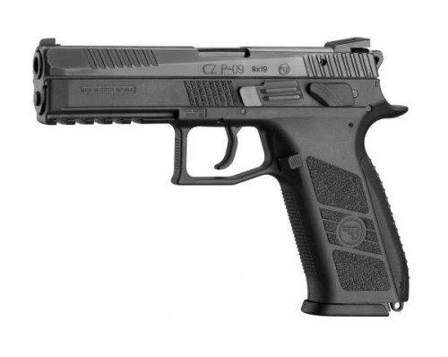 Pistola CZ 09