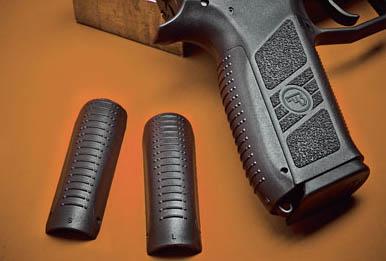 Empuñadura pistola CZ 09