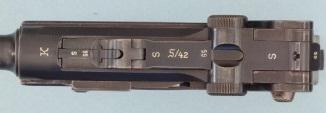 S/42 pistola Luger