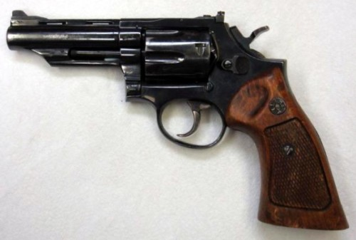 Imagen Llama Comanche 357 Magnum.