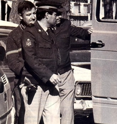Policía Nacional foto antigua