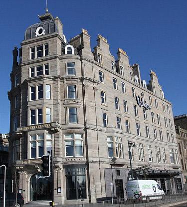 Hotel Rachel Carrie