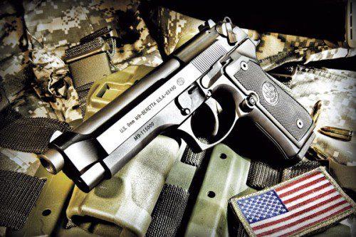 Beretta m9 ejército americano