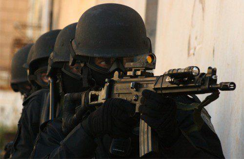 El BOPE (Batallón de Operaciones Policiales Especiales)