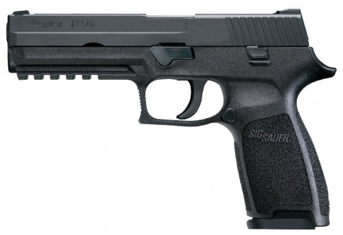 Sig Sauer P250 en calibre .45 ACP