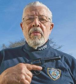 instructor de tiro policial Jim Cirillo