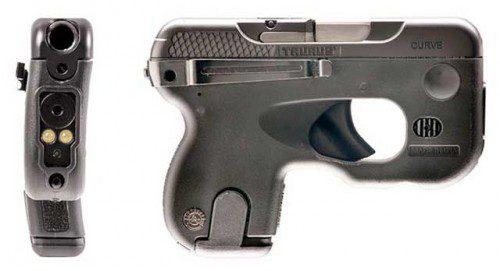 Pistola Taurus Curve