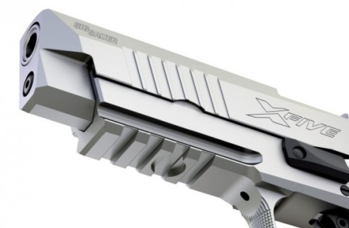 carril Picatinny pistolas Sig Sauer