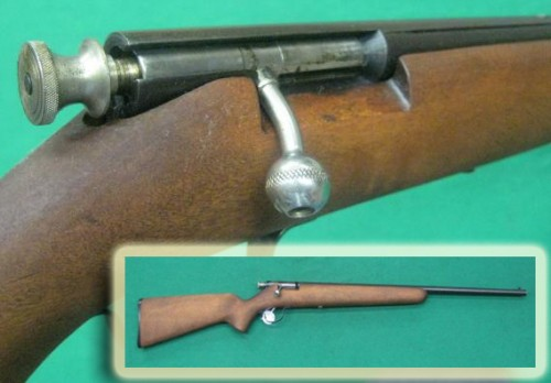 rifle monotiro Stevens de Savage Arms.