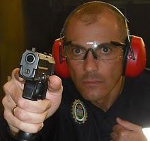 Ernesto Pérez Vera entrenamiento policial