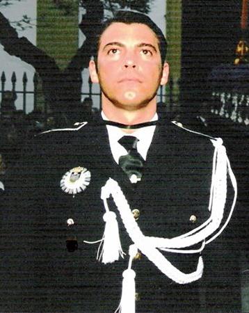 Ernesto Pérez Vera cuando era joven