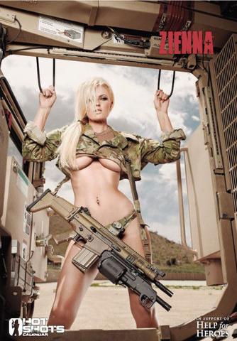 Calendario Hot Shots 2015