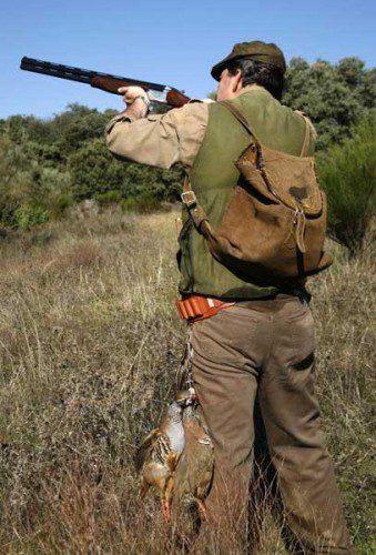 cazador anarma