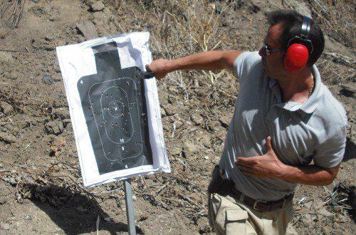 entrenamiento armado