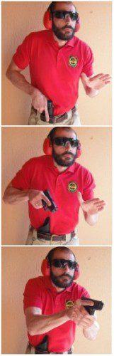 entrenamiento enfrentamiento armado