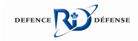 Logo Defence Research and Development Canada (DRDC)