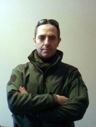 Jose Angel Soguero Semana Táctica solidaria