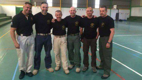 talleres force on force semana tactica solidaria