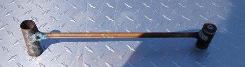 dosificador de pólvora y semola