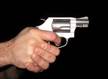 revolver de defensa personal