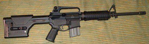 Como tunear un fusil AR15