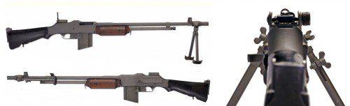 Ametralladora Browning 1918