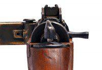Miras rifle Lancaster