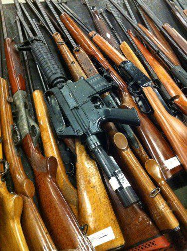 Subasta de armas