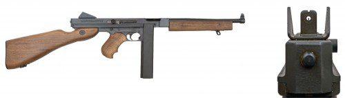 Subfusil Thompson M1A1